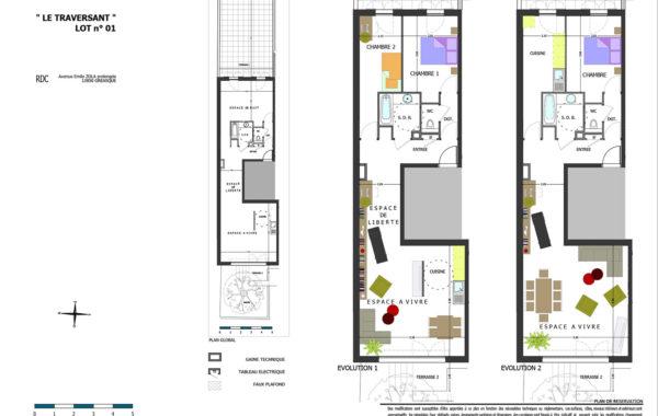 Concept appartements