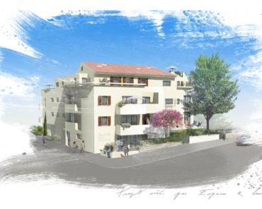 Vente Appartement 3 pièces 65m² avec terrasse à Gréasque